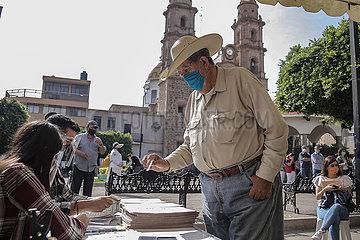 MEXIKO-Midterm Elections