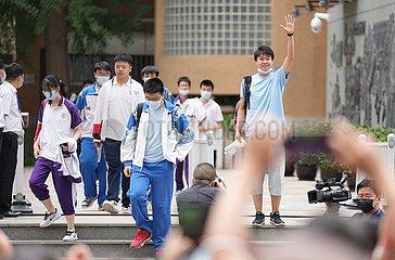 CHINA-COLLEGE Eingangstest-START (CN)
