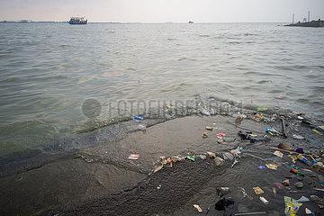 INDONESIEN-JAKARTA-Tag des Meeres