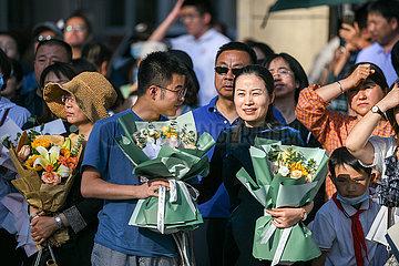 CHINA-COLLEGE Eingangstest-ABSCHLUSS (CN)