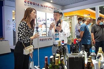 CHINA-ZHEJIANG-NINGBO-2ND CHINA-CEEC EXPO (CN)
