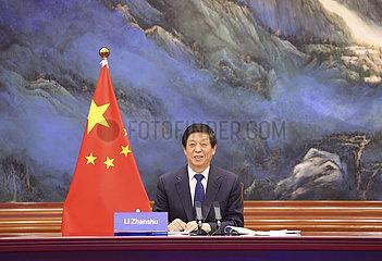 CHINA Beijing-LI Zhanshu-BELARUS-Talk (CN)