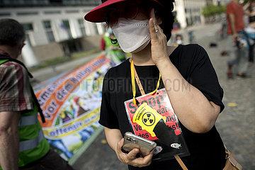 Fukushima Protest