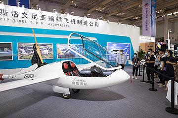 CHINA-ZHEJIANG-NINGBO-2ND CHINA-MOE Expo (CN)