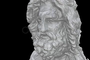 CGI-Visualisierung: Portrait: Jupiter