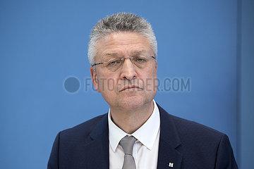Prof. Lothar H. Wieler  RKI