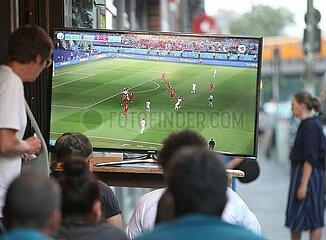 Public Viewing bei der EM 2021