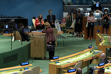 UN-SECURITY COUNCIL-NON-PERMANENT MEMBERS-ELECTION