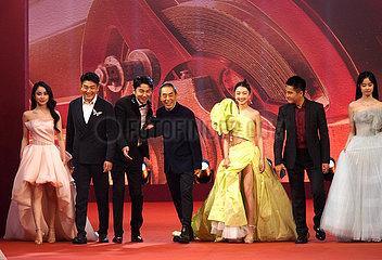 CHINA-Shanghai-INT'L FILM FEST-Öffnung (CN)