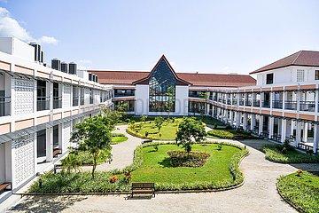 SRI LANKA-POLONNARUWA-CHINA-NEPHROLOGY HOSPITAL-OPEN