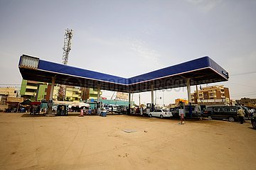 SUDAN-KHARTOUM-Treibstoffpreis-ERHÖHUNG SUDAN-KHARTOUM-FUEL PREIS-ERHÖHUNG