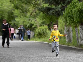 CHINA-NINGXIA-YINCHUAN-DRAGON BOAT FESTIVAL (CN)