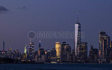 U.S.-NEW YORK-VACCINATION MILESTONE