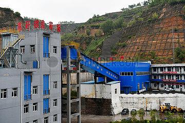 (SPOT NEWS) CHINA-SHANXI-LINXIAN-COAL MINE ACCIDENT (CN)