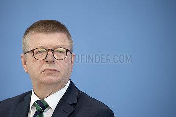 Thomas Haldenwang  Verfassungsschutzbericht