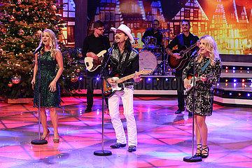 Die grosse Show der Weihnachtslieder