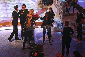 ARD Liveshow Das Adventsfest der 100.000 Lichter aus dem CCS in Suhl