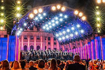ÖSTERREICH-VIENNA-Sommernachtskonzert