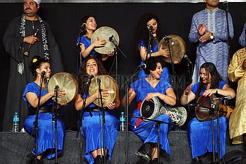 EGYPT-CAIRO-INT'L FESTIVAL FOR DRUMS AND TRADITIONAL ARTS