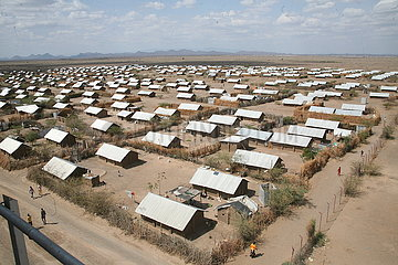 KENYA-TURKANA-KAKUMA REFUGEE CAMP