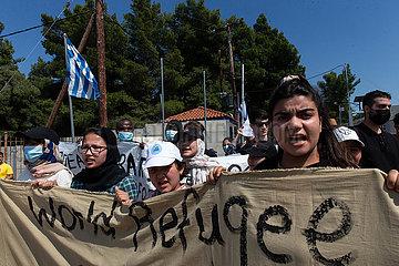 GRIECHENLAND-RITSONA-Flüchtlingslager-Weltflüchtlingstag GRIECHENLAND-RITSONA-Flüchtlingslager-Weltflüchtlingstag GRIECHENLAND-RITSONA-Flüchtlingslager-Weltflüchtlingstag GRIECHENLAND-RITSONA-Flüchtlingslager-Weltflüchtlingstag