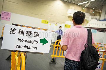CHINA-MACAO-COVID-19-IMPFUNG (CN)