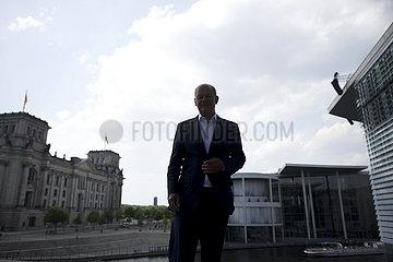 Olaf Scholz  Wahlkampf