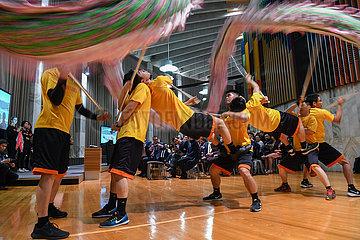 NEW ZEALAND-WELLINGTON-DRAGON BOAT FESTIVAL-CELEBRATION