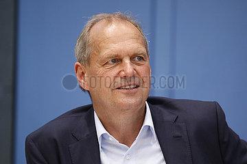 Bundespressekonferenz zum Thema: CDU/ CSU - Abschlussbericht des Untersuchungsausschusses Wirecard