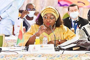 KAMERUN-YAOUNDE-SHELTER AFRIQUE-GENERALVERSAMMLUNG