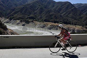 US-LOS ANGELES-AZUSA-SAN GABRIEL RESERVOIR-DÜRRE