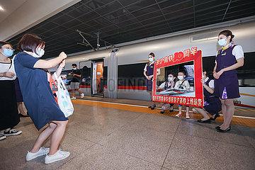 CHINA-INTELLIGENT Shinkansen (CN)