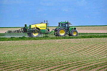 Pestizideinsatz in NRW