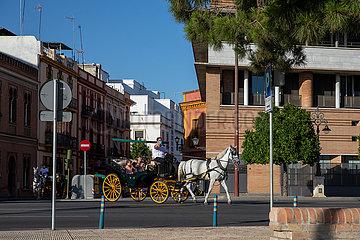 SPANIEN-SEVILLA-STADT ANSICHTEN