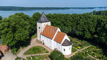 Feldsteinkirche von Bosau