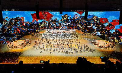 CHINA-BEIJING-CPC CENTENARY-ART PERFORMANCE (CN)