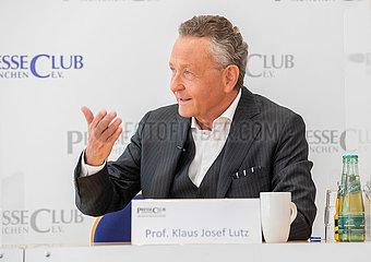 BayWa Chef Klaus Josef Lutz