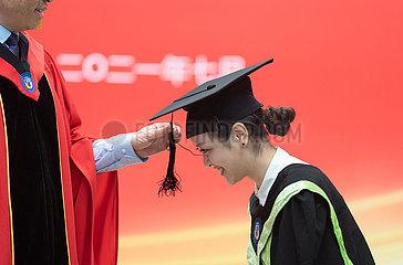 CHINA-PEKING UNIVERSITY-Abschluss (CN)