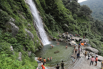 INDIEN-Himachal Pradesh-KANGRA-ALLTAG