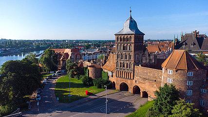 Hansestadt Lübeck  Hüxtertot