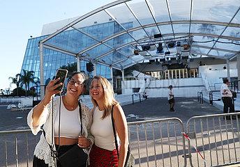 FRANKREICH-CANNES-FILM FESTIVAL-VORBEREITUNGEN