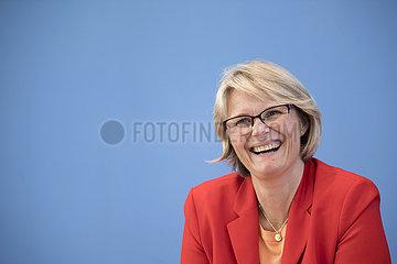 Anja Karliczek - Klimaschutzforschung