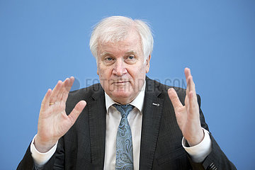 Horst Seehofer  Security of the 2021 federal election