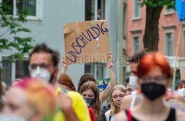 Slut Walk in München
