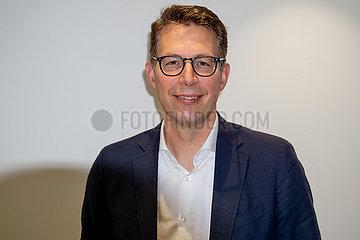 Markus Blume  Generalsekretär CSU  Portrait