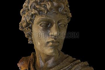 CGI Visualisierung: Michelangelos David