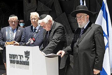 Plot + Rivlin + Steinmeier + Meir Lau