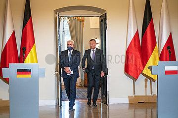 Steinmeier + Duda