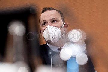 Jens Spahn  Kabinett