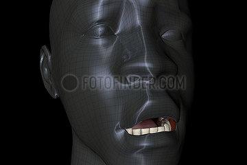 CGI Visualisierung: Emotionen